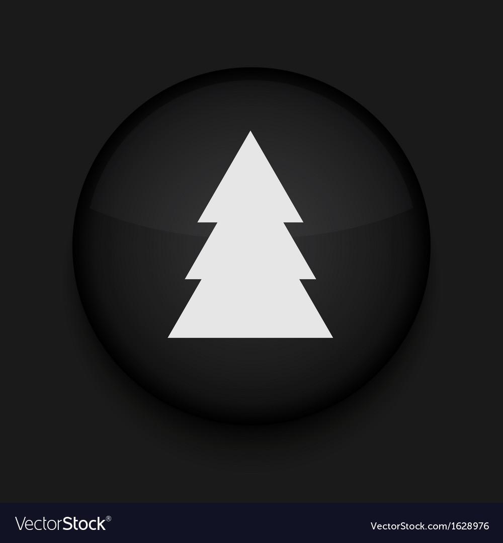 Black circle icon Eps10