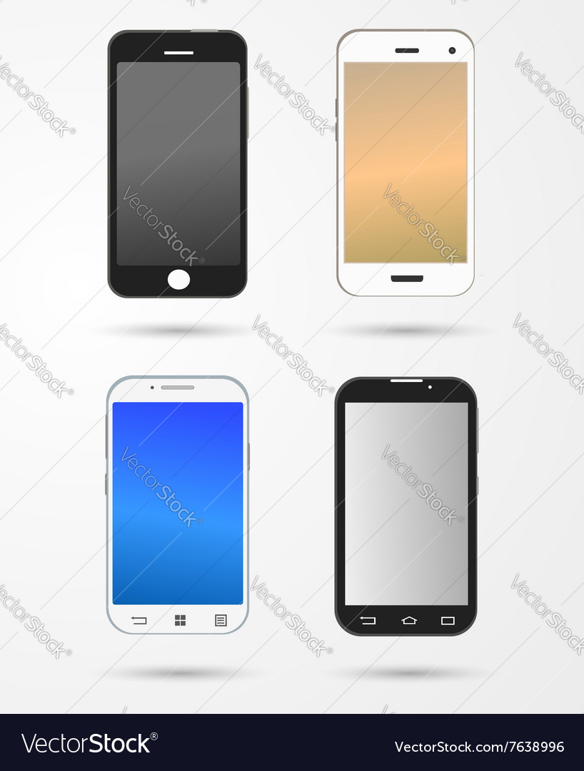 Smartphone and mobile collection