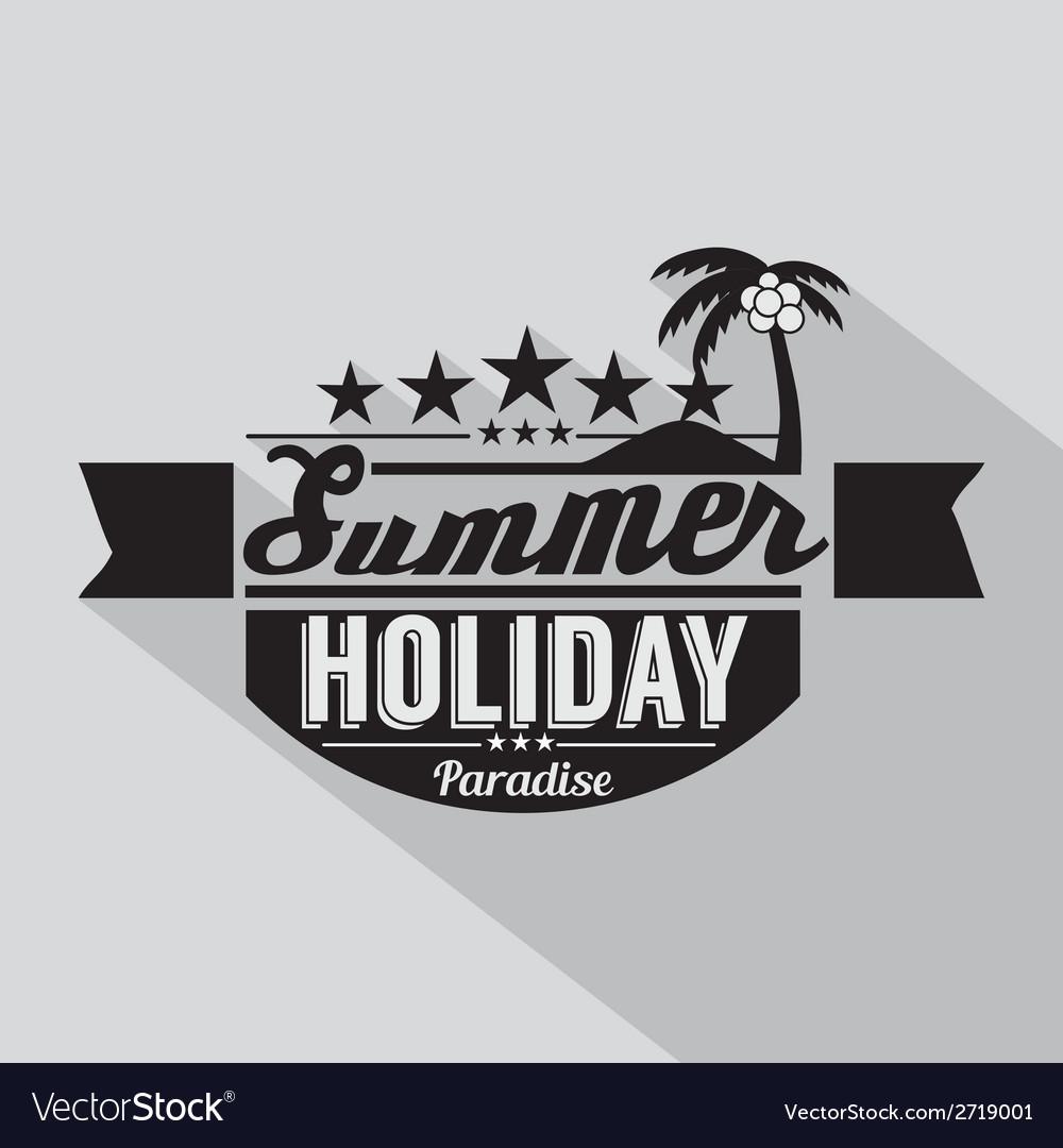 Summer Design Badge