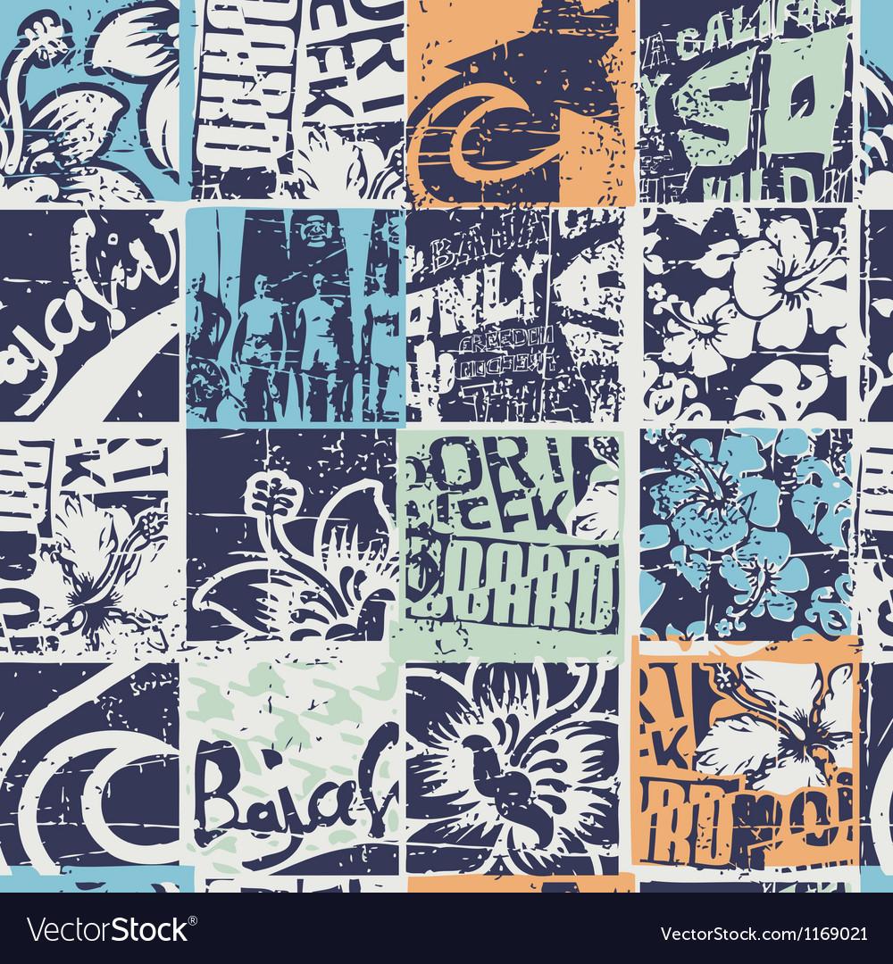 Surfing patchwork