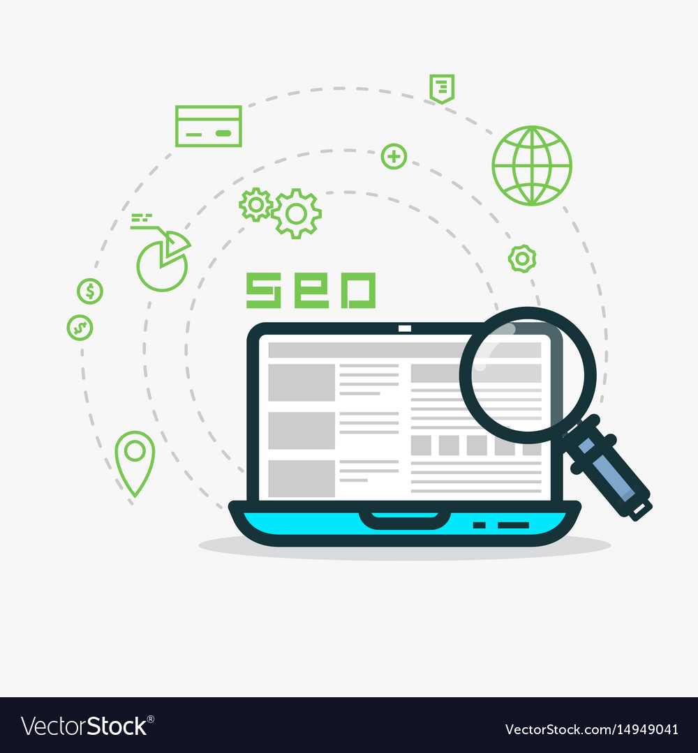 Web analytics and seo