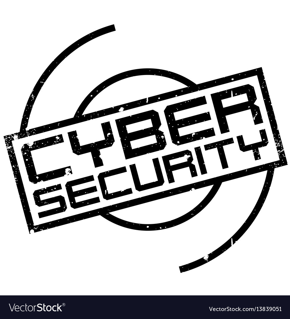Cyber security rubber stamp