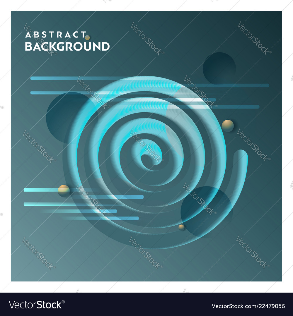 Abstract line background with grey background