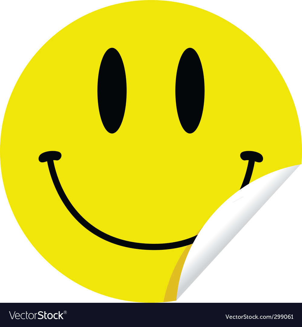 Smiling Stickers