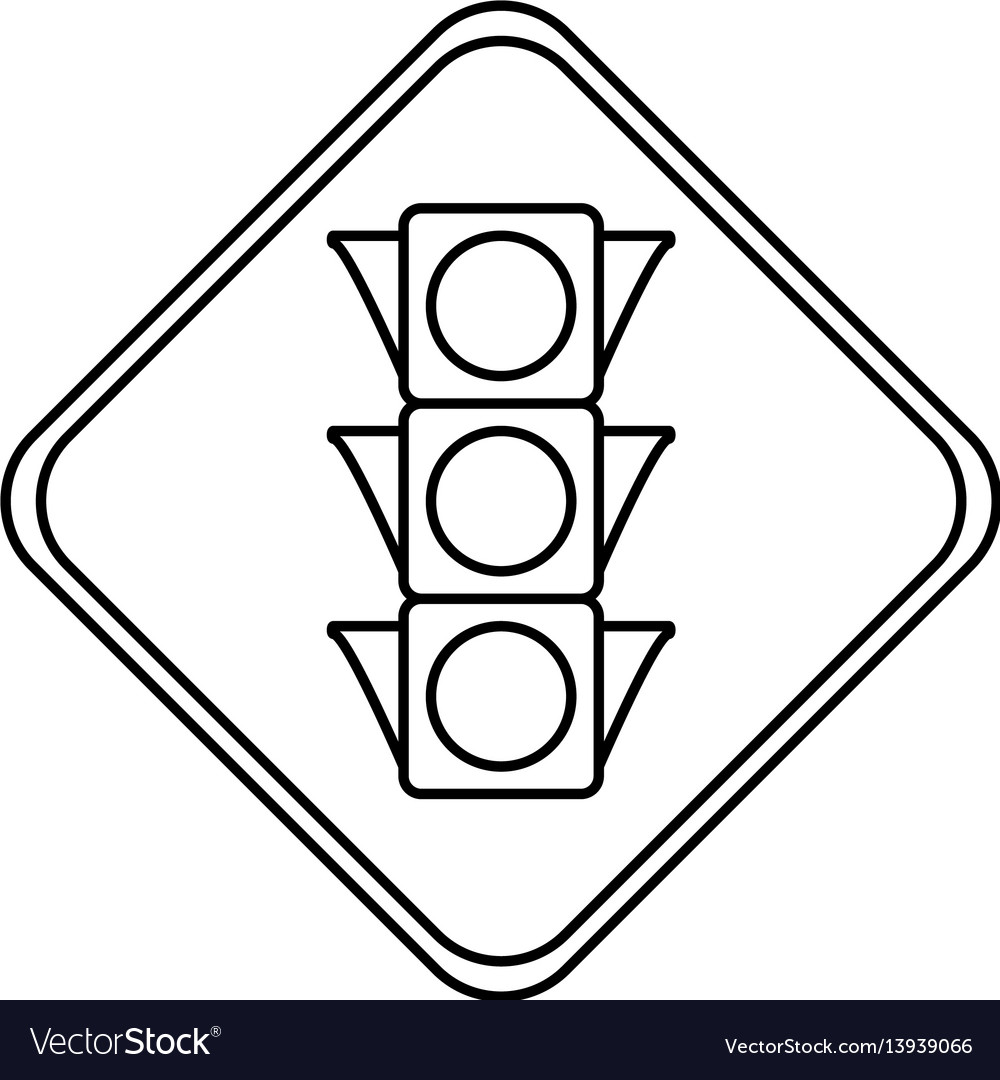 Знаки дорожного движения светофор в картинках