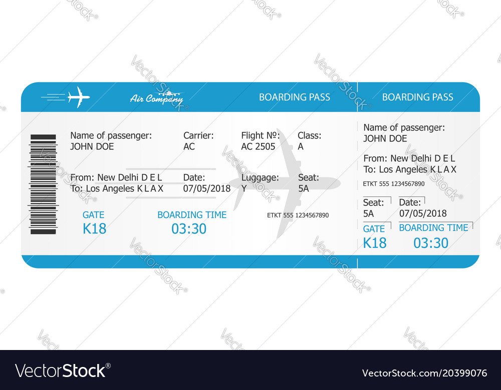 Boarding pass template gallery template design ideas for Boarding pass sleeve template