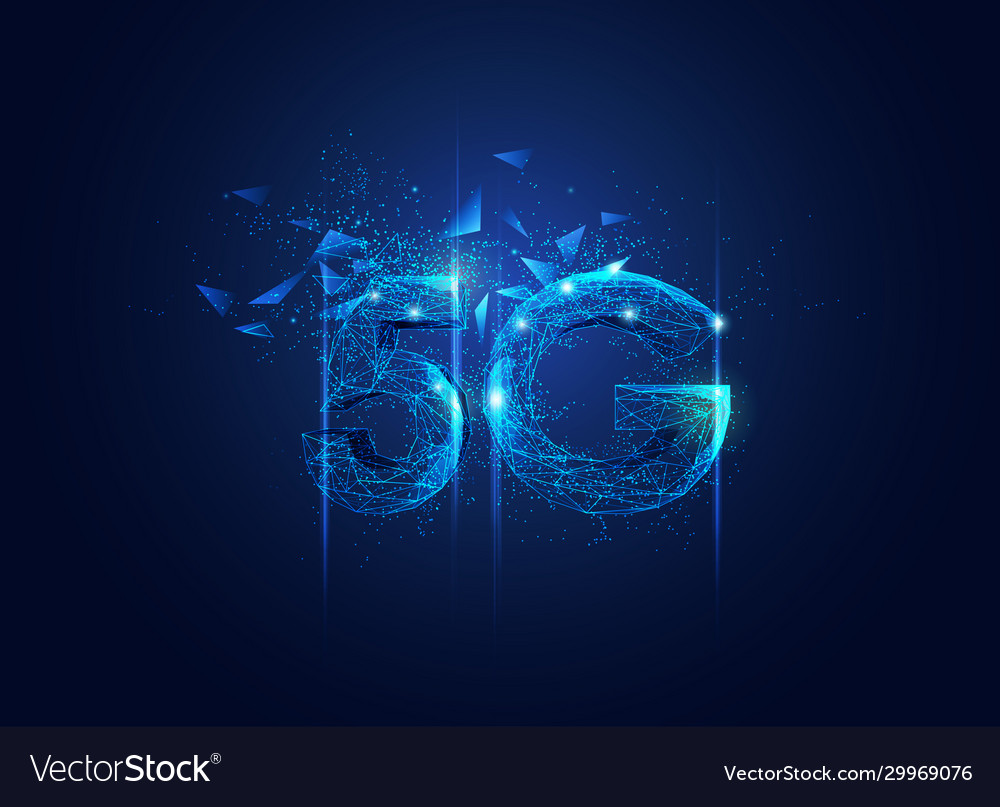 Electronic5g vector