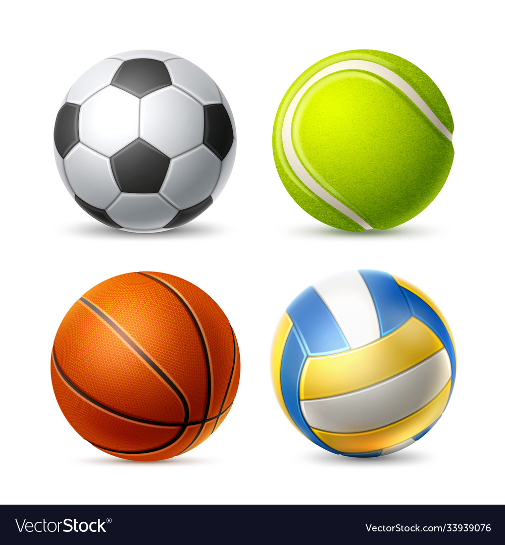Tennis soccer volley ball set for betting