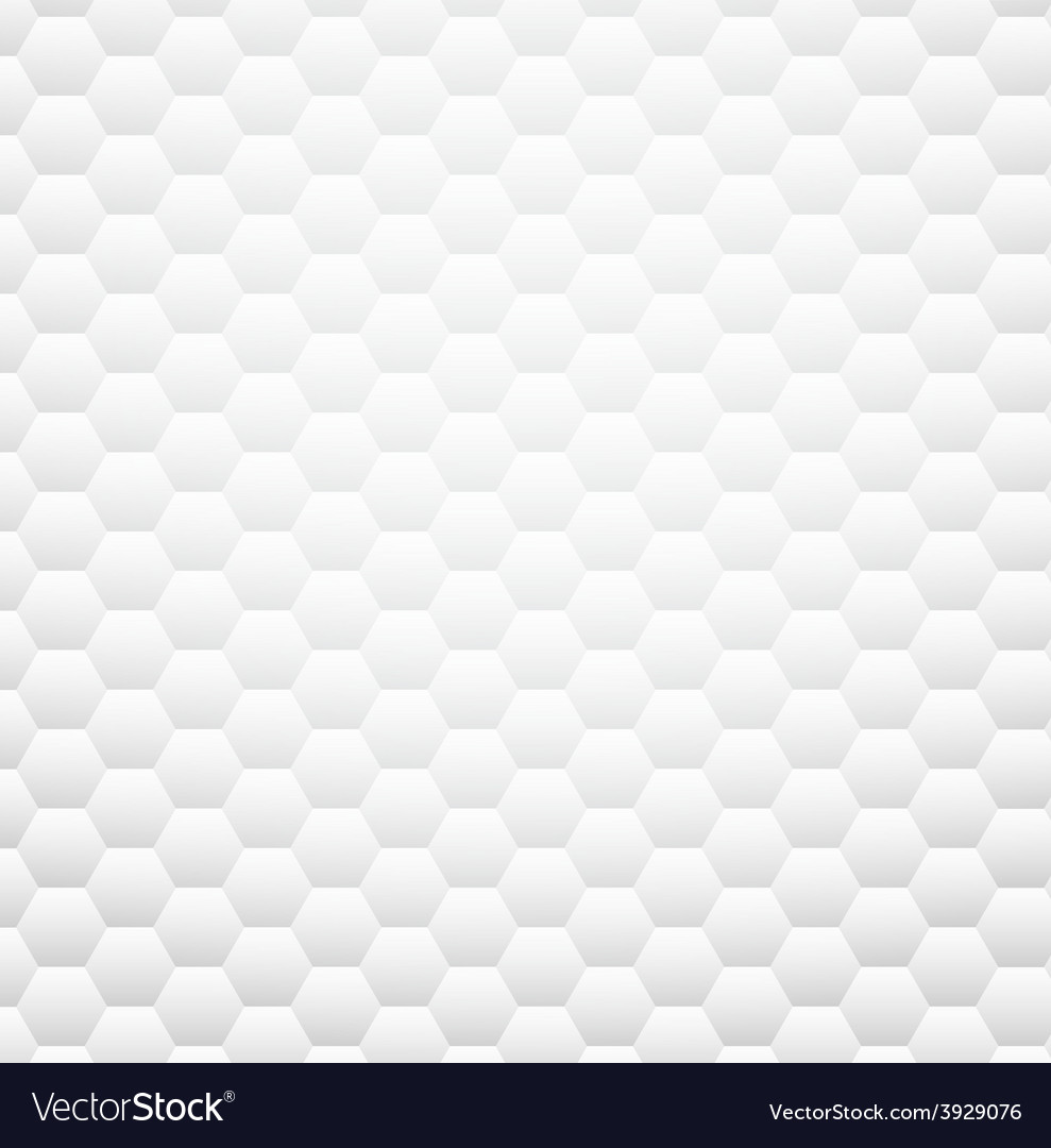 White textured honeycomb background