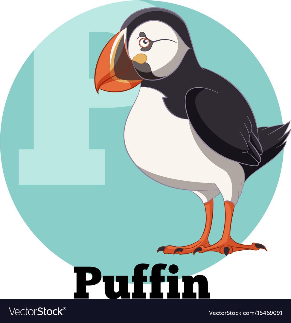 Abc cartoon puffin