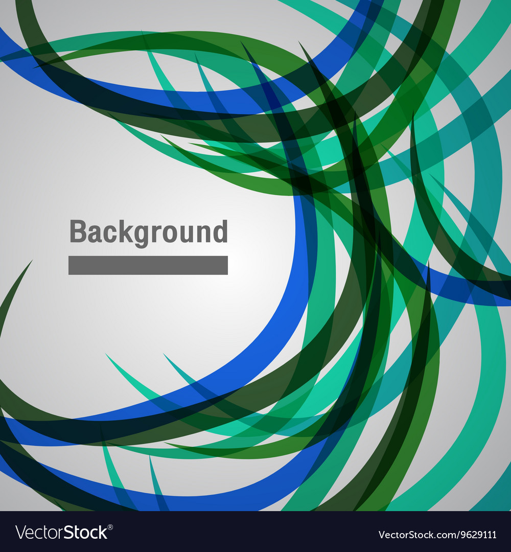 Abstract background colorful wave line