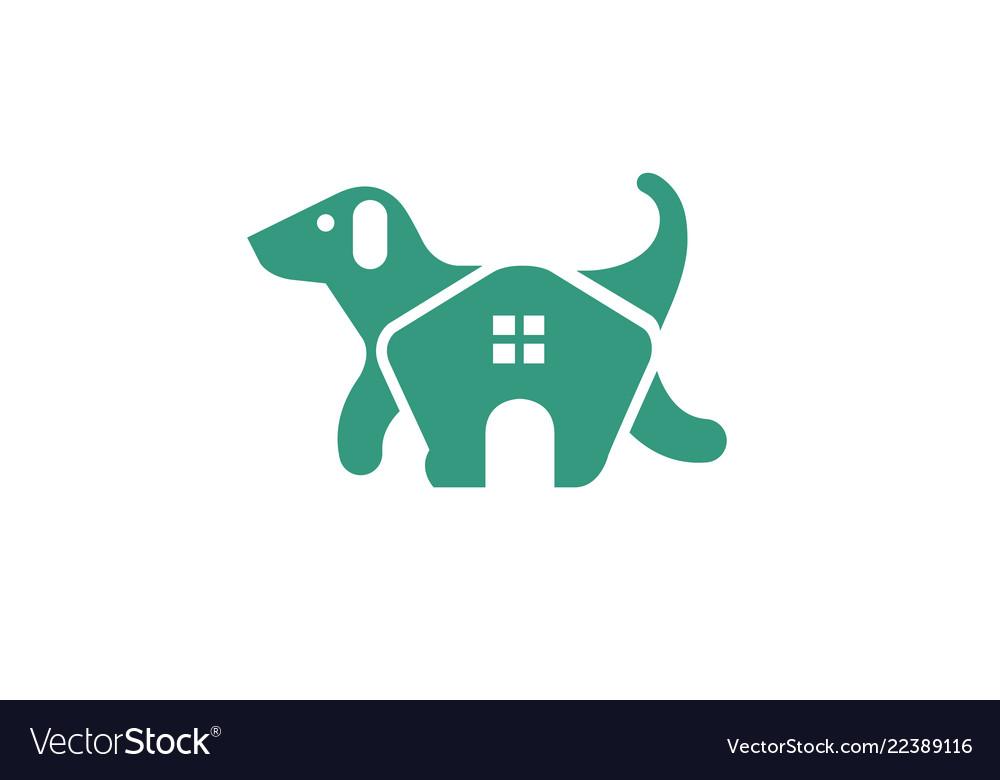 Pet home logo
