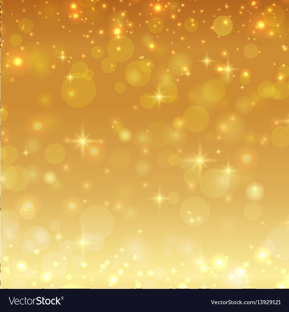 Gold shiny glitter christmas background