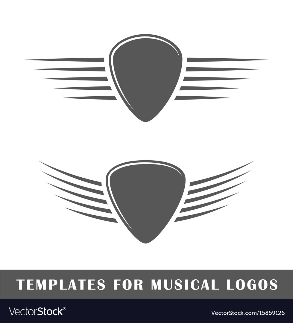 Templates for music labels
