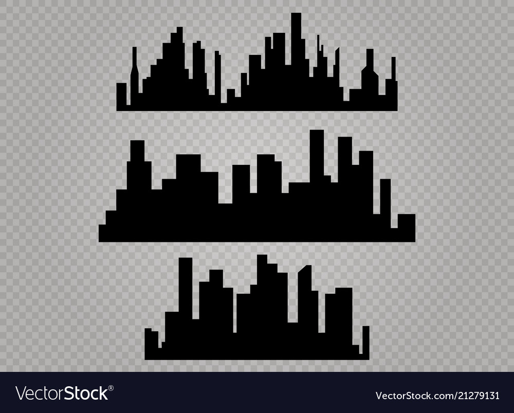 City skyline urban landscape