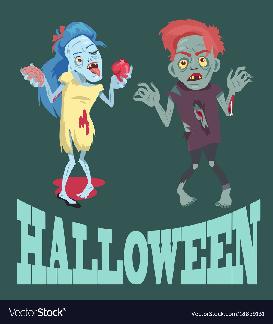 Halloween and zombies images