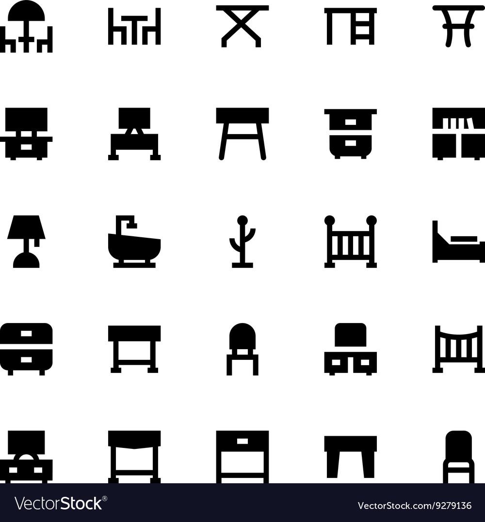 Furniture Icons 3