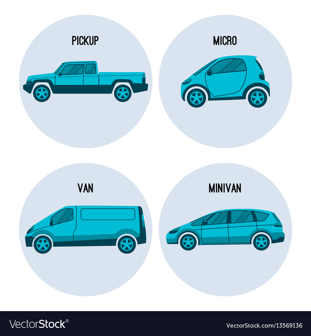 Pickup truck microcar van road vehicle minivan