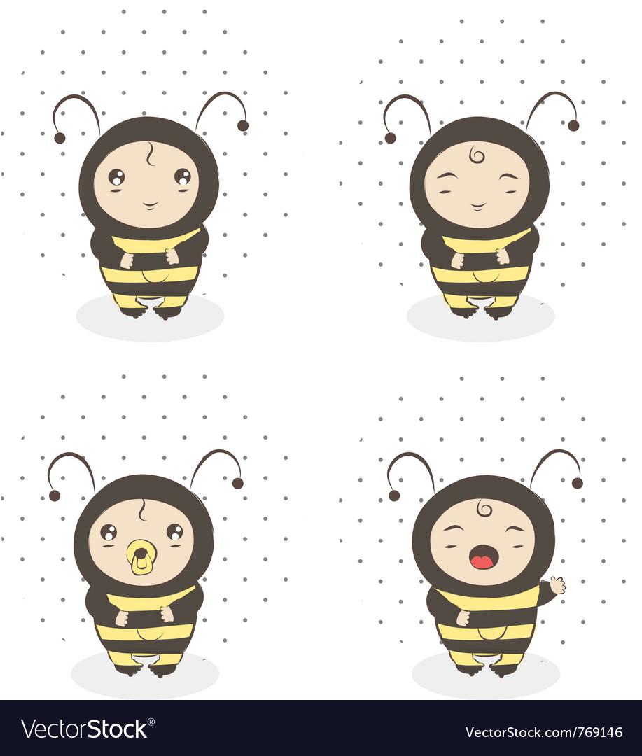 Baby bee
