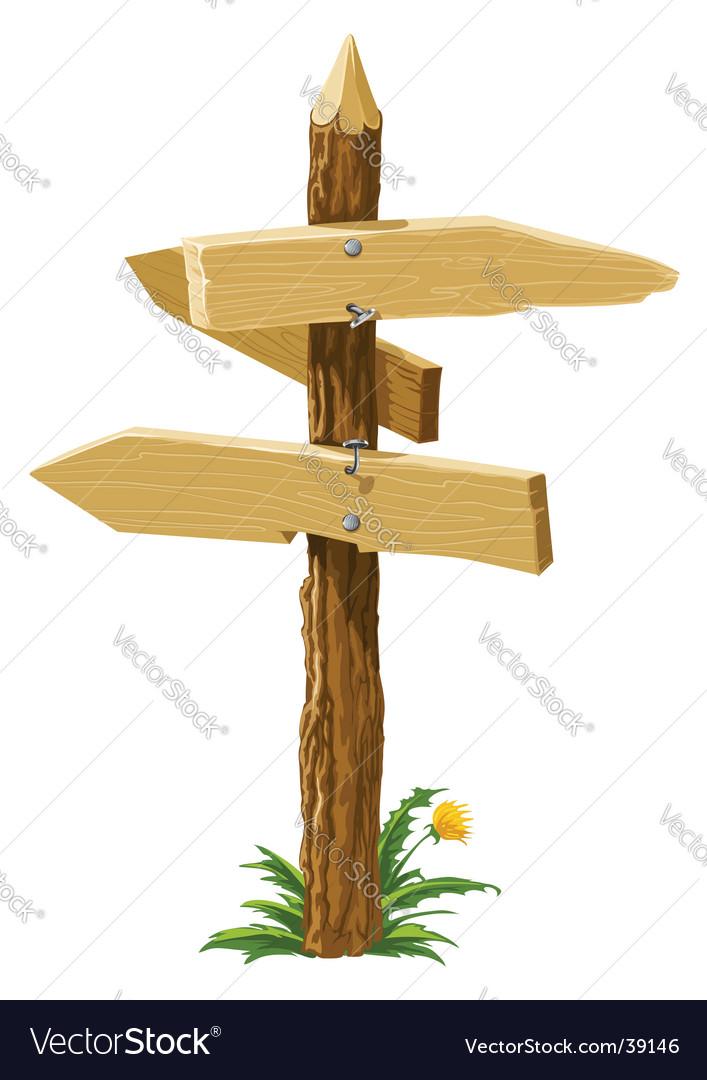 Direction arrows