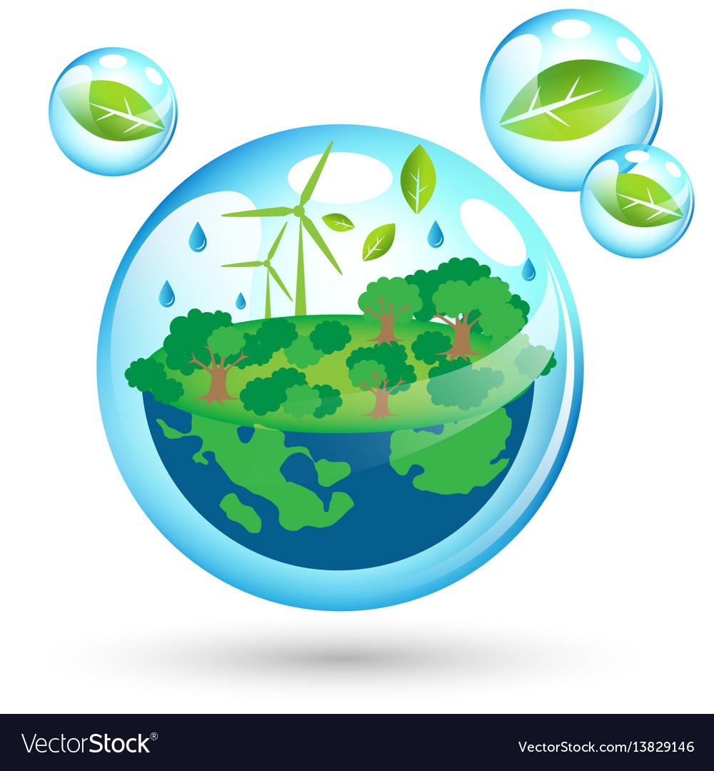 Earth Day Royalty Free Vector Image