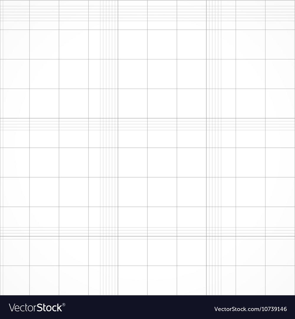 Graph seamless millimeter grid paper