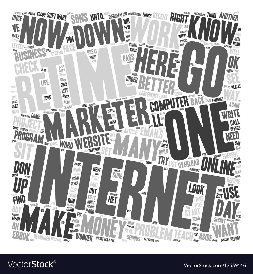 No Wonder It s So Hard To Make Money Online text