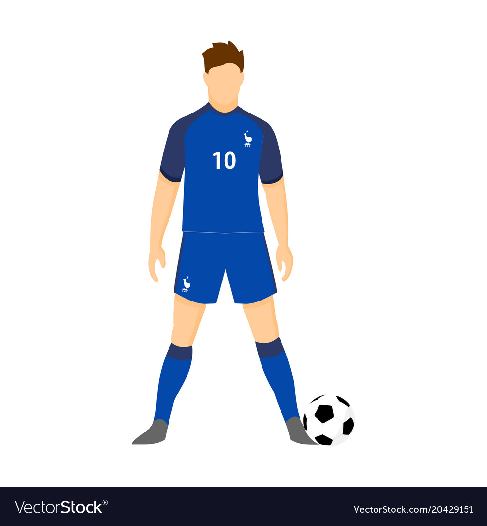 France football jersey national team world cup Vector Image e910a667a