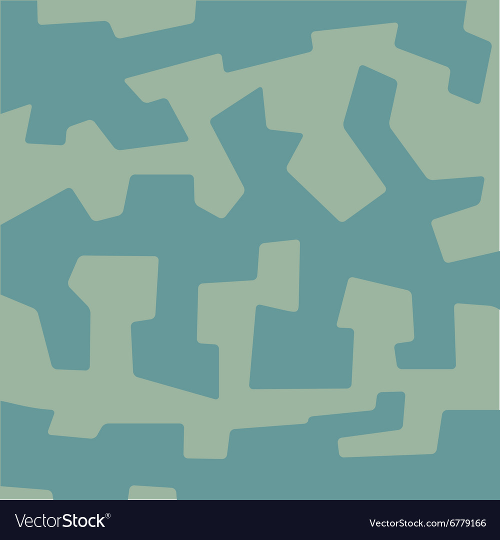 Abstract geometric corner angular rounded military vector image