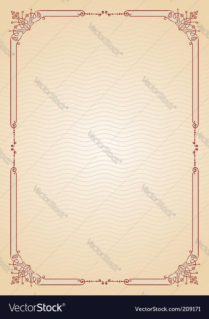 Document background
