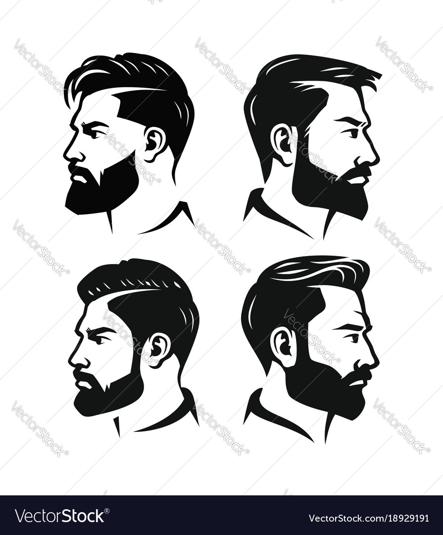 6091900e9f4 Fashion silhouette hipster style royalty free vector image jpg 895x1080 Mens  fashion silhouette