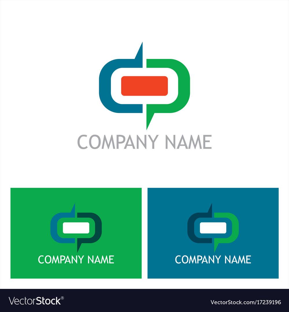 Shape round company logo