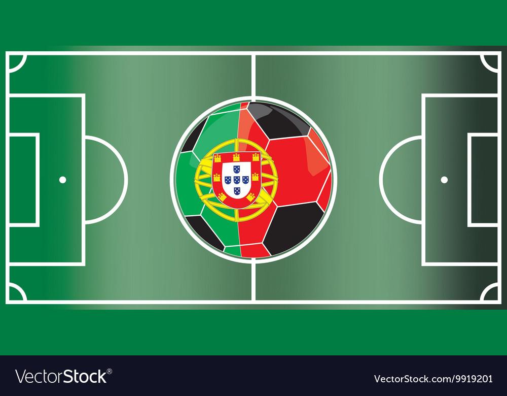 Portugal football field
