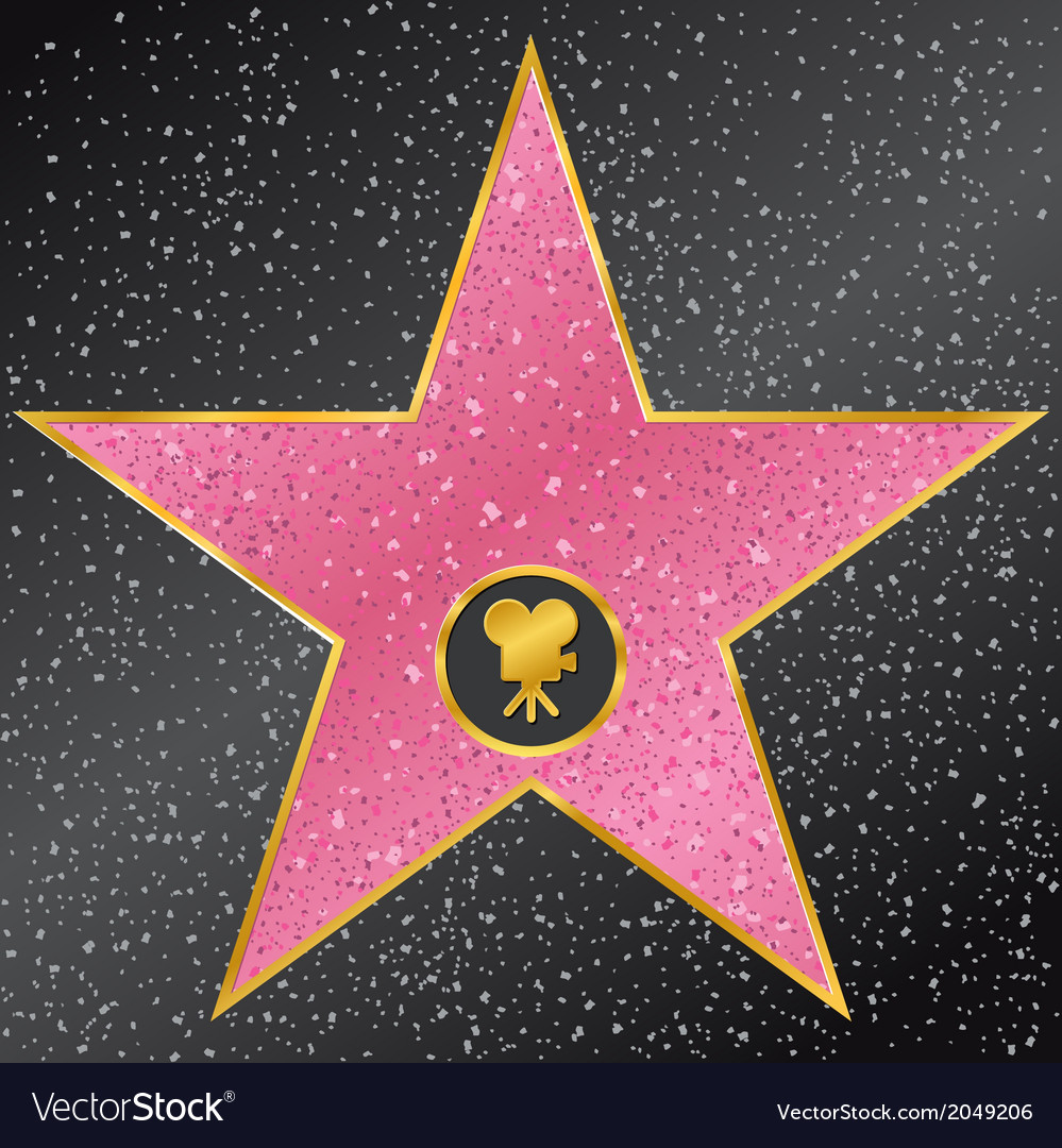 how to make a hollywood walk of fame star