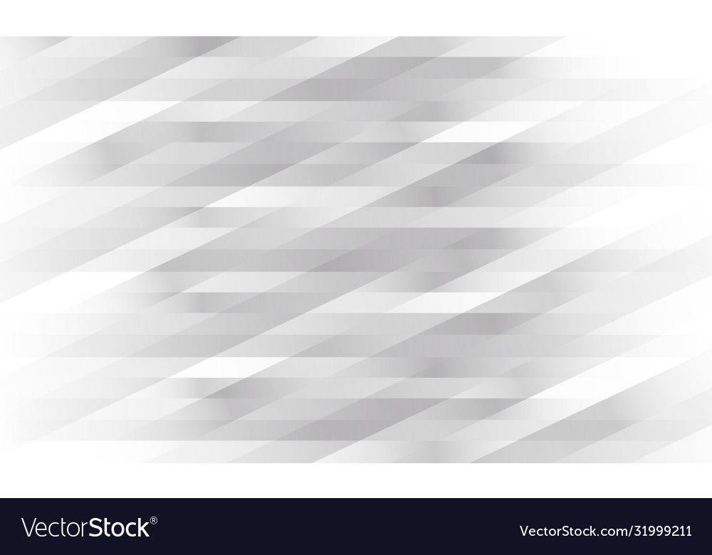 Abstract white grey square luxury background