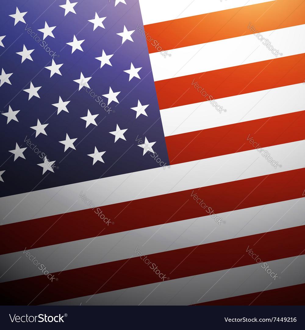United State of America flag background USA flag