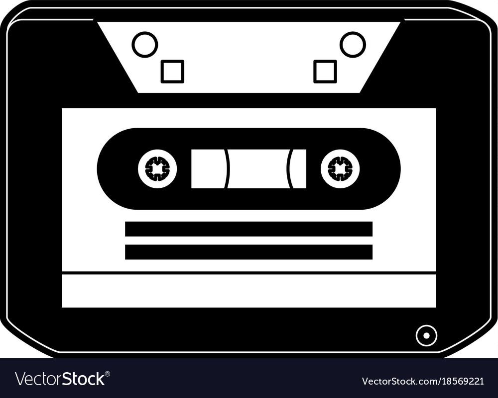 Music old cassette