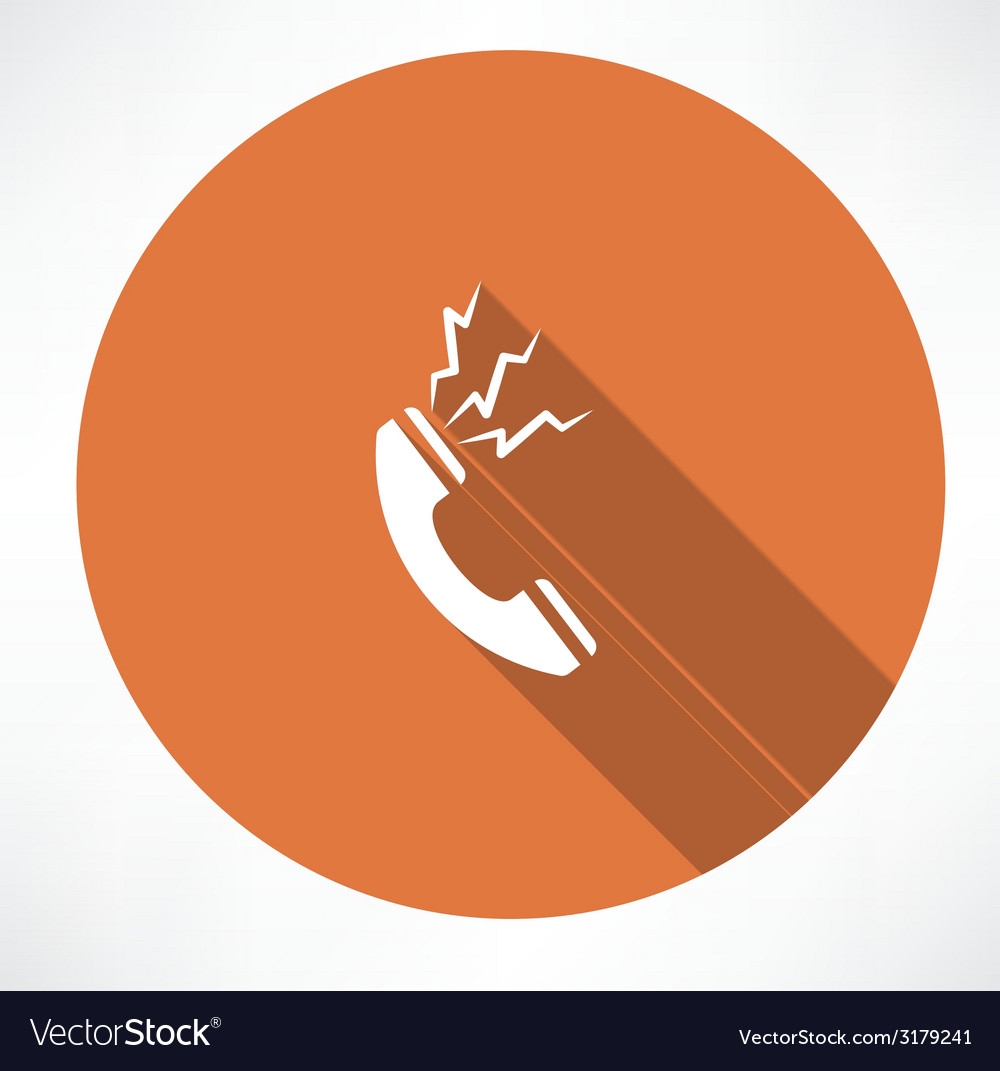 Calling Icon vector image