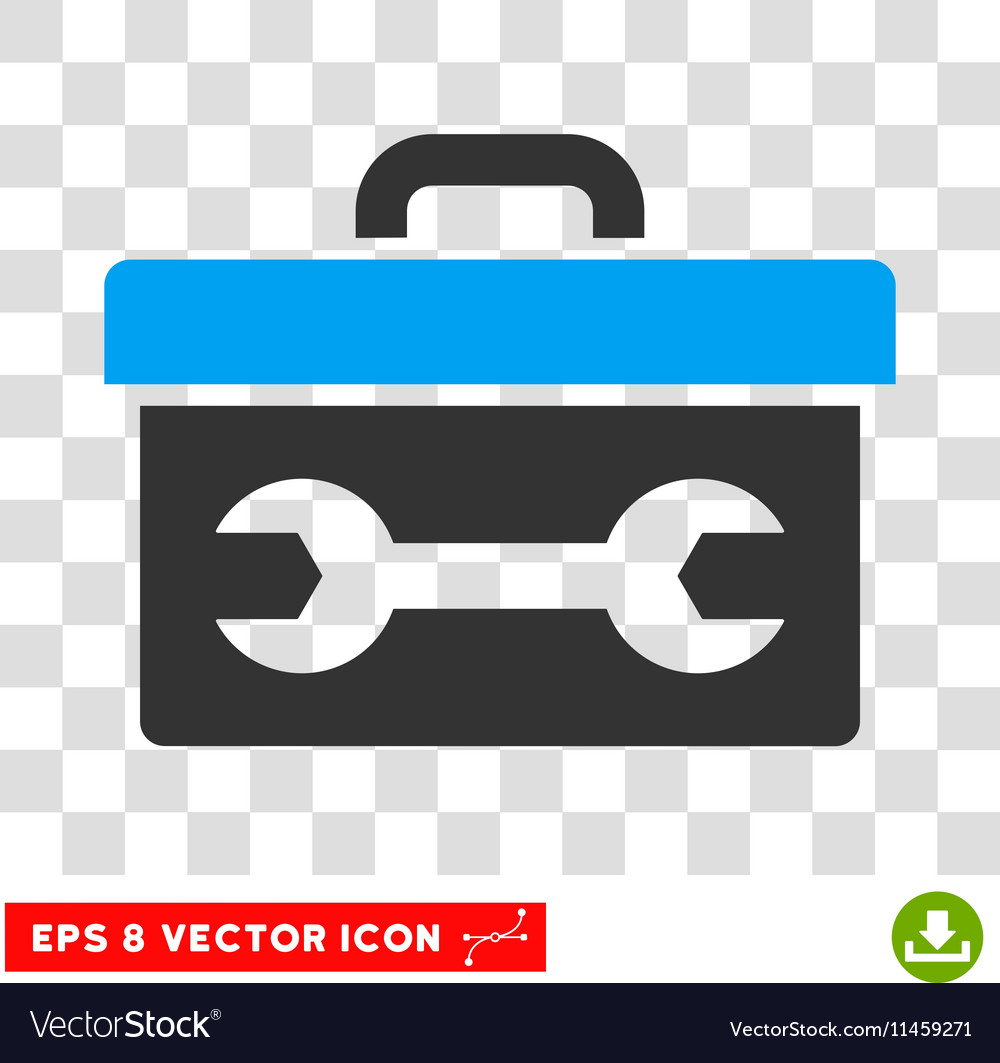 Toolbox Eps Icon