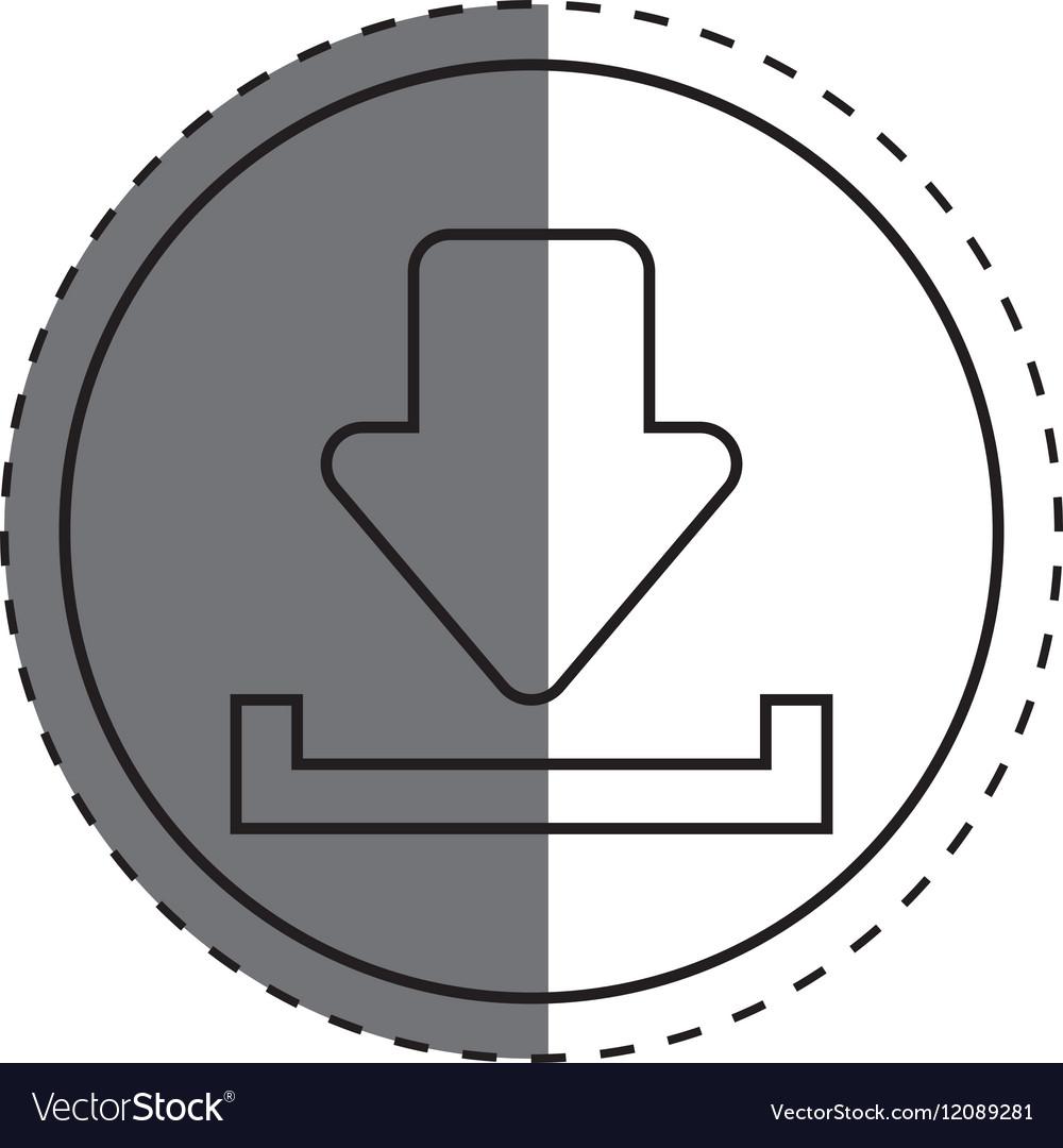 Download web symbol