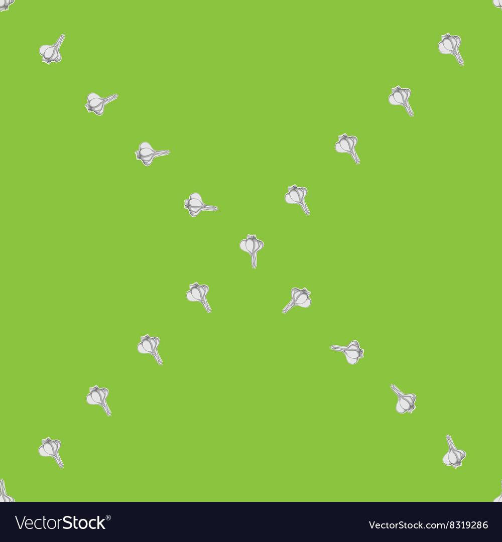 Garlic x sparse pattern