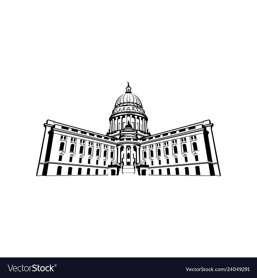 Capitol logo design