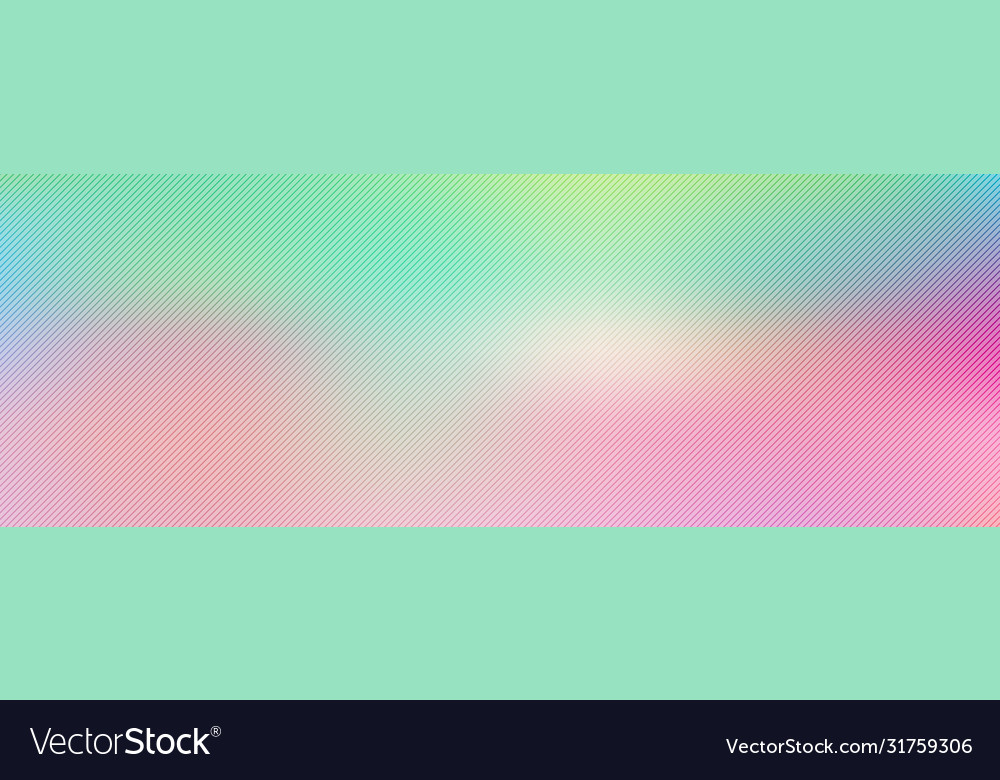 Abstract rainbow pastel gradient blurred