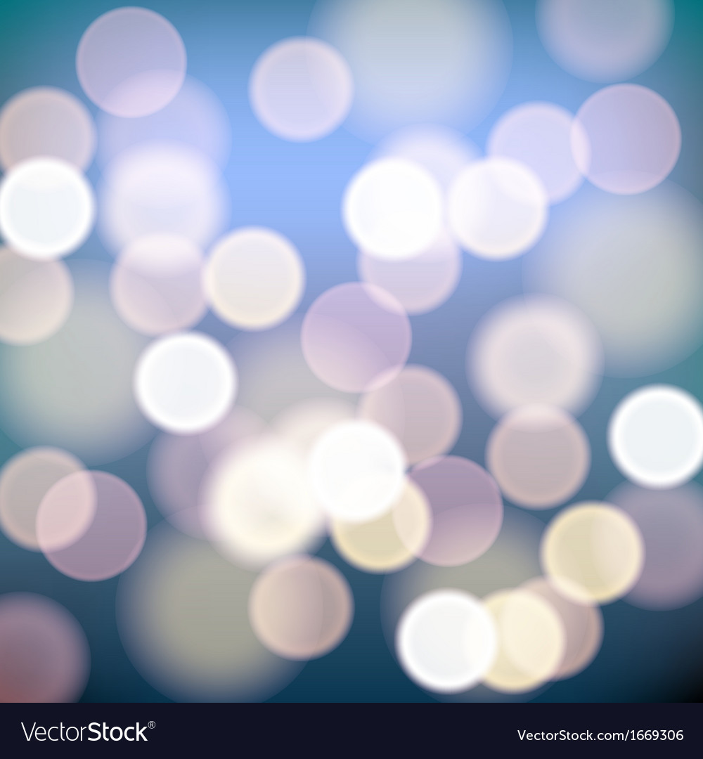 Lights Blurred backgrounds foto