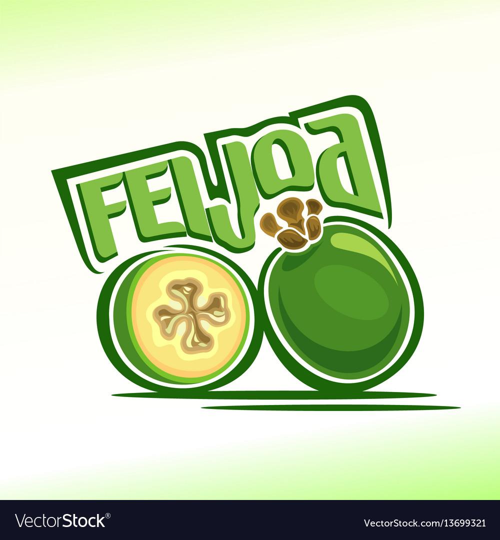Logo for feijoa