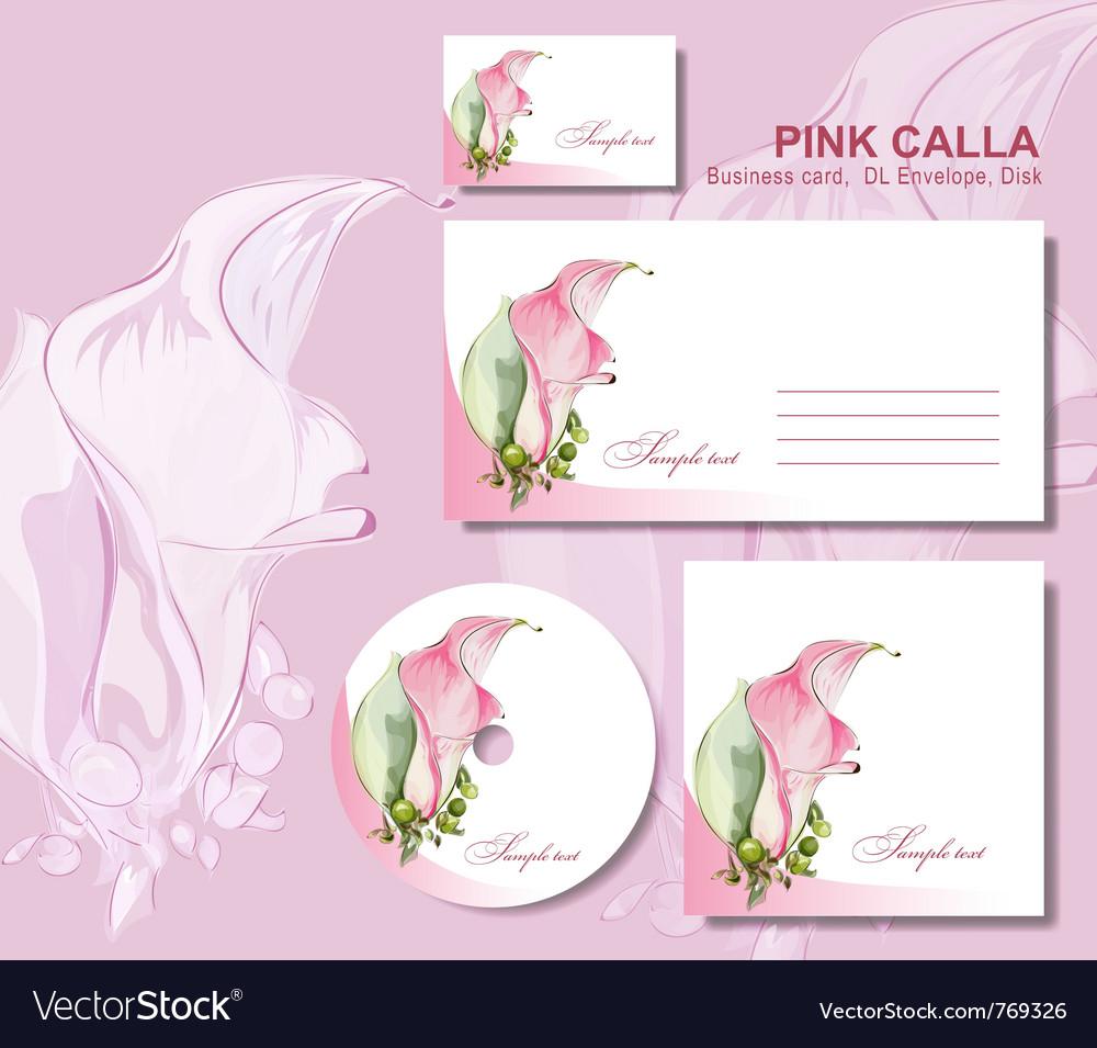 Business card envelope