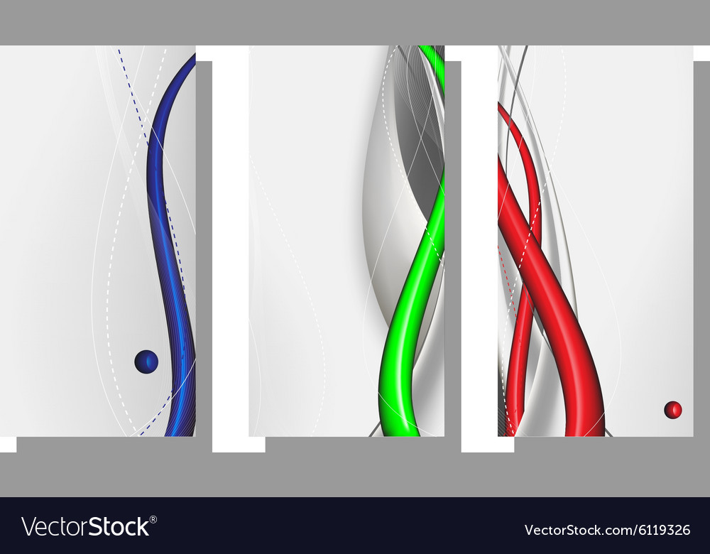 Tech abstract background composition