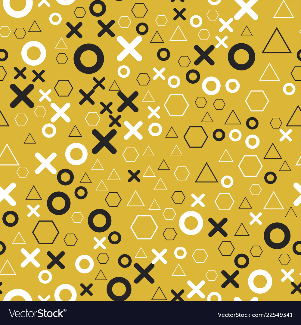 Abstract pattern seamless texture