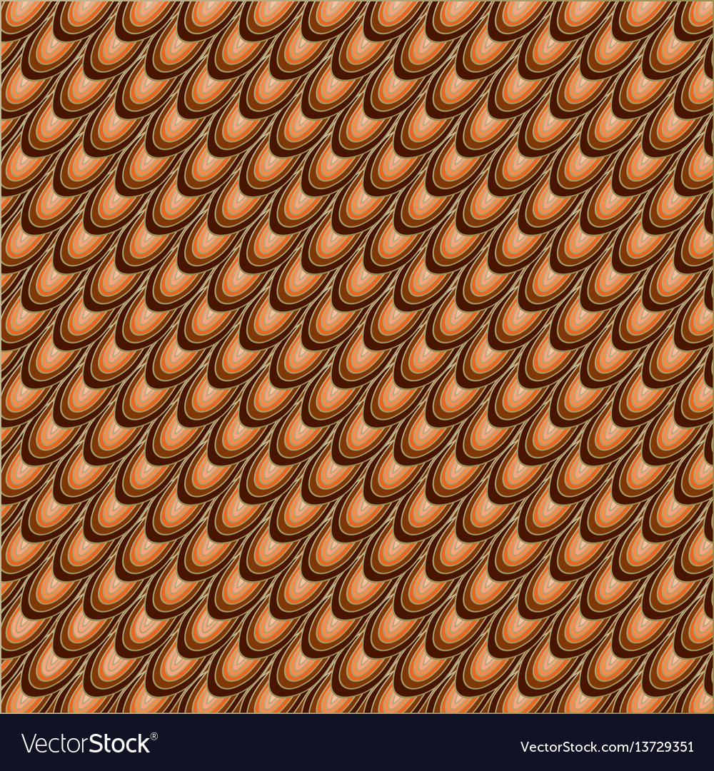 Orange and brown abstract background