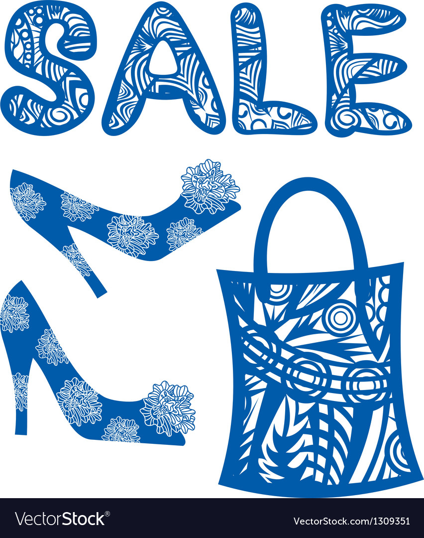 Sale shoes bag